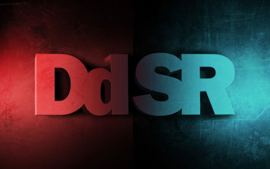 Texto 3D con Photoshop e Illustrator