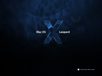 mac os leopard 400x300 60 Hermosos Wallpapers de Mac OS X Leopard