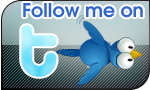 Paquete de 31 iconos Follow me en Twitter