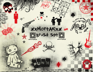 30 brushes para Photoshop