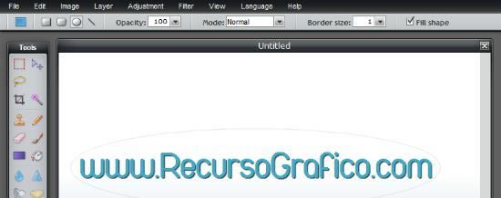 Pixlr: Editor de imagenes online