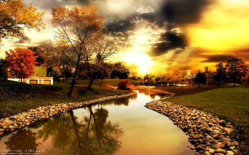 20 Hermosos wallpapers de otoño